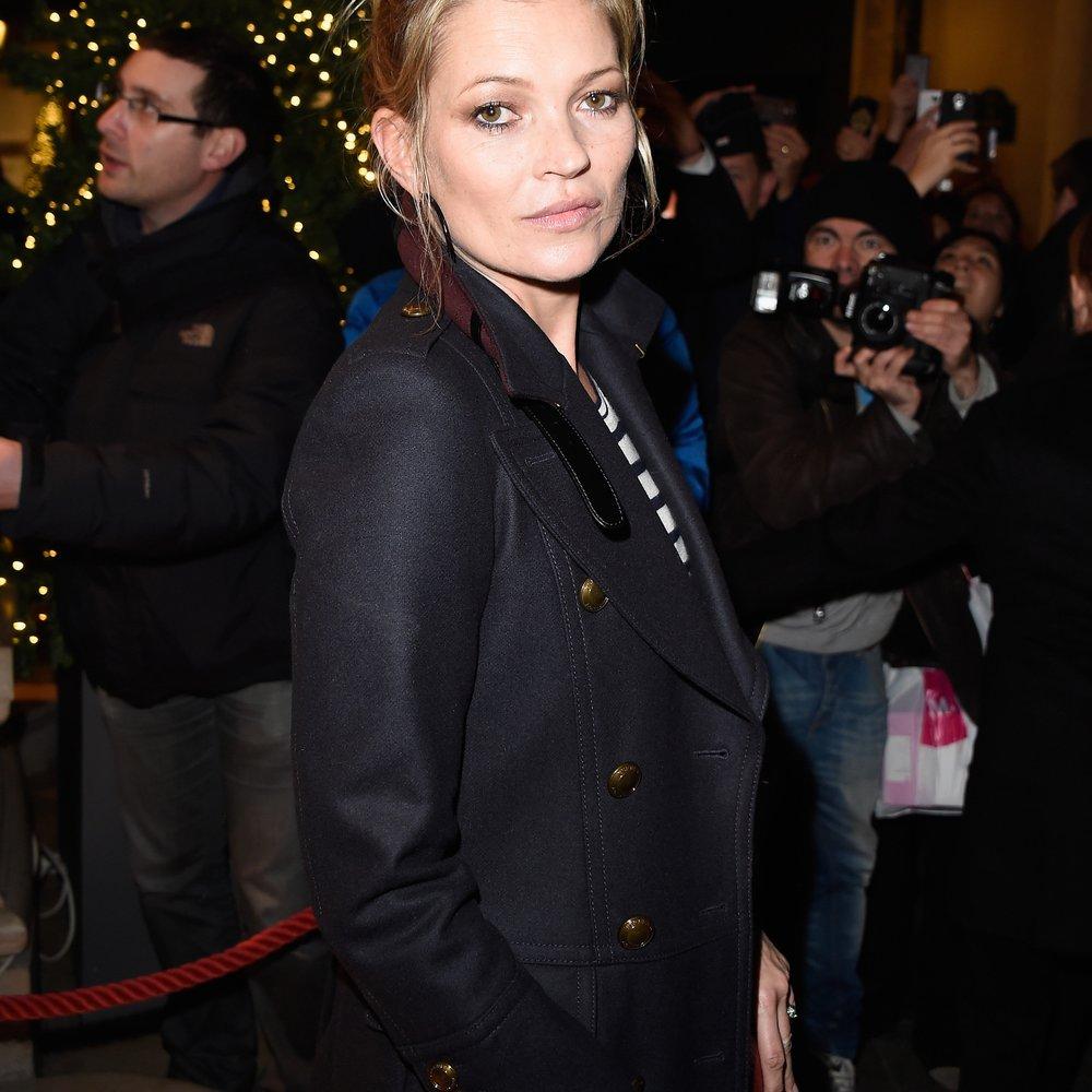 Kate Moss: Ihre Kleidung wird verkauft!