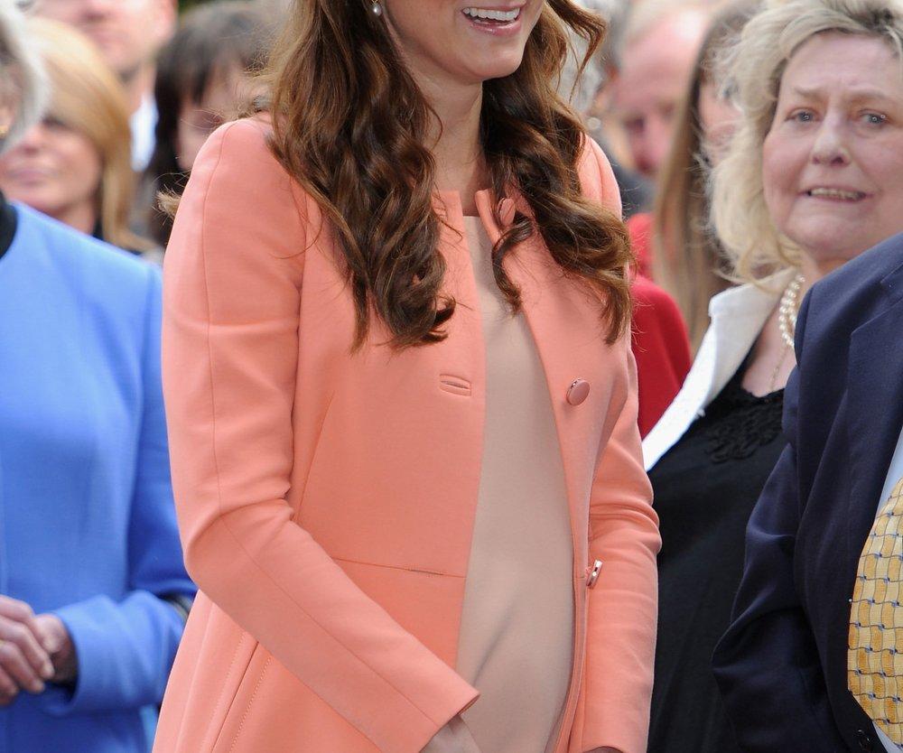 Kate Middleton: Schwangerschaftspause!