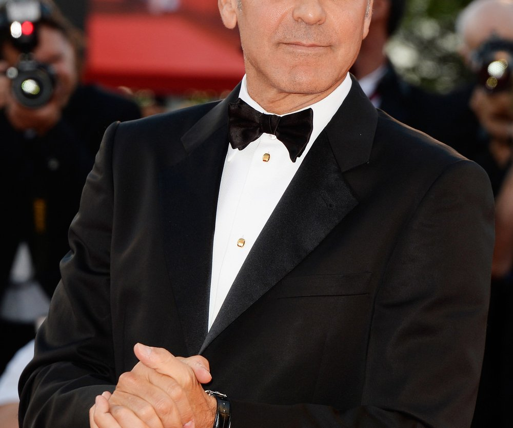 George Clooney eröffnete das Filmfest Venedig