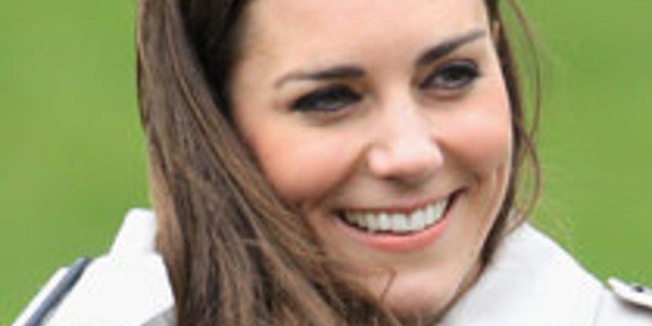 Kate Middleton: Junggesellinnenabschied!