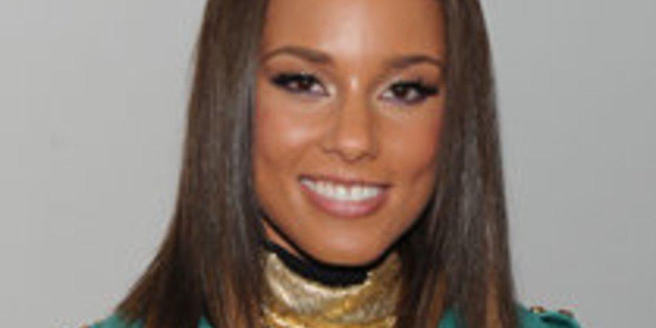 Alicia Keys spielte in Bill Cosby Show