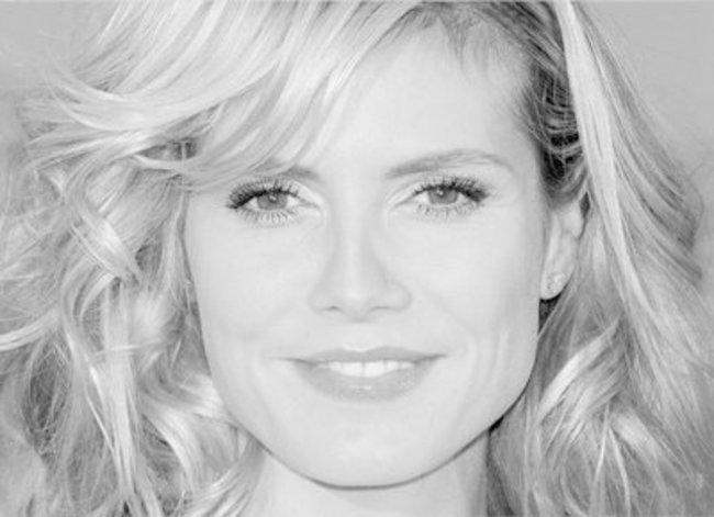Topmodel Heidi Klum
