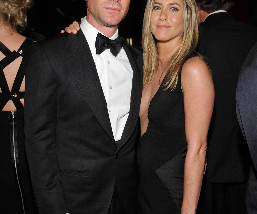Jennifer Aniston und Justin Theroux im Pärchenurlaub