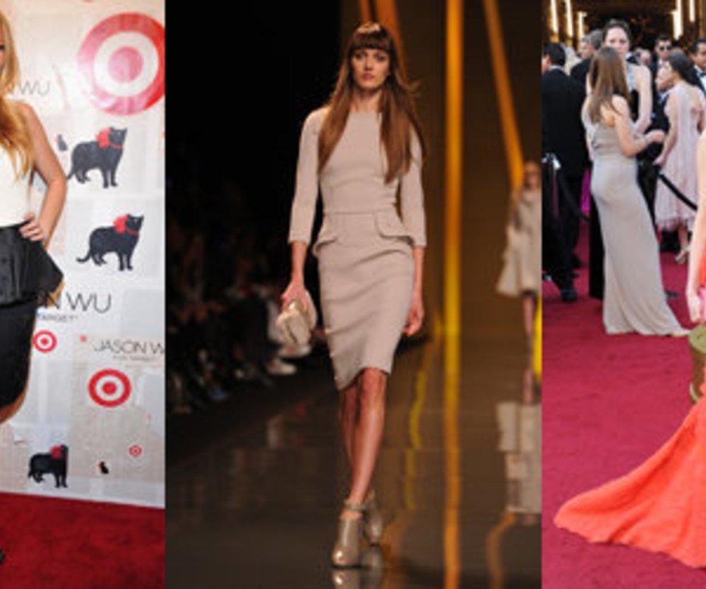 Modetrend 2012: Schößchen