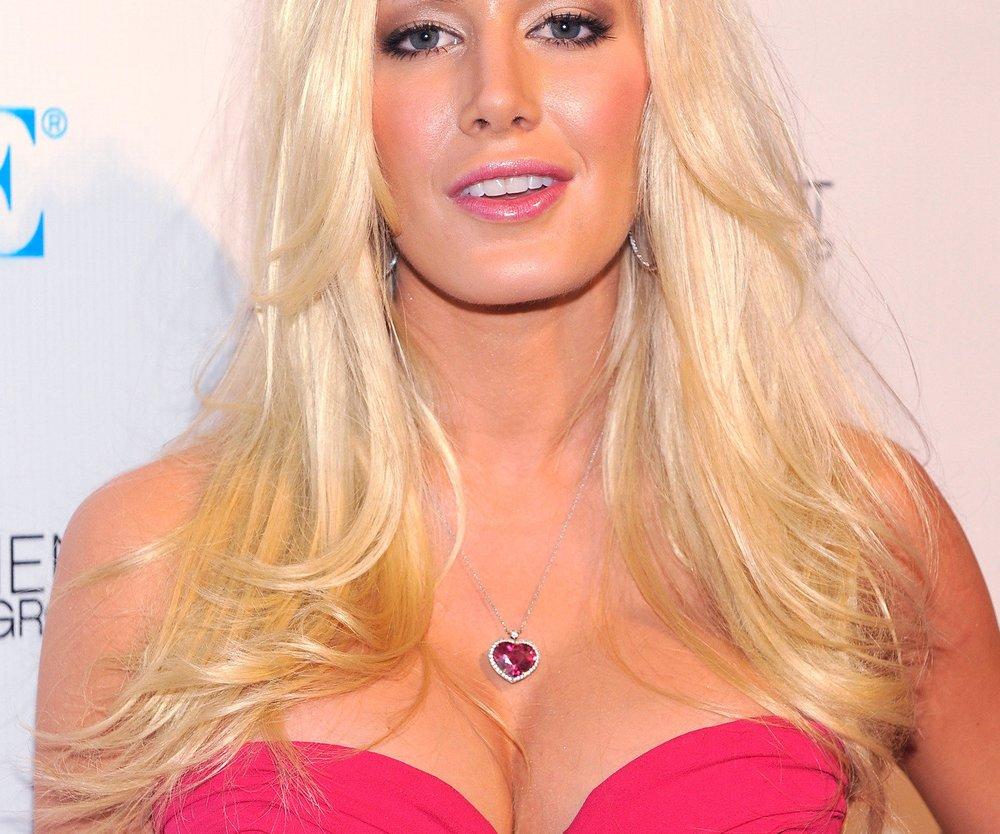 Heidi Montag: Die Ärzte überredeten sie zu den Schönheits-OPs