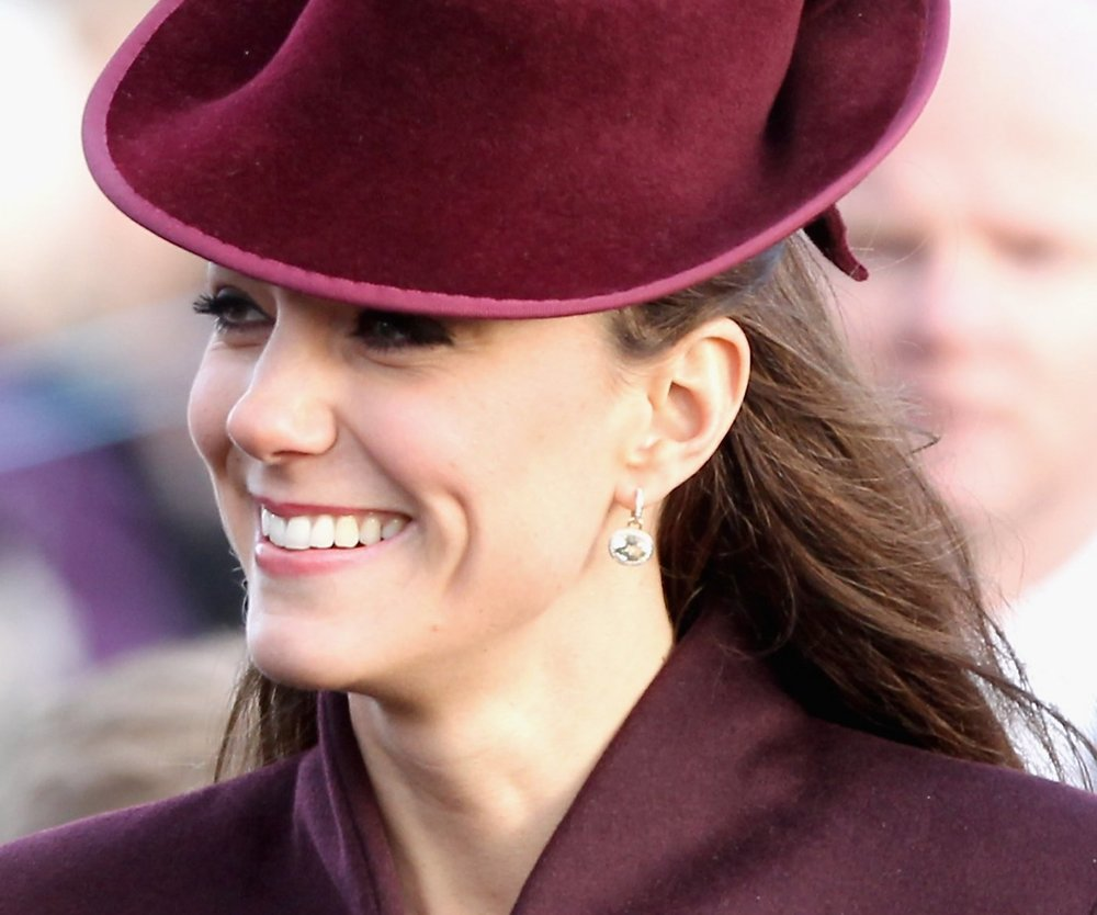 Kate Middleton: Designer-Ohrringe von Prinz William?