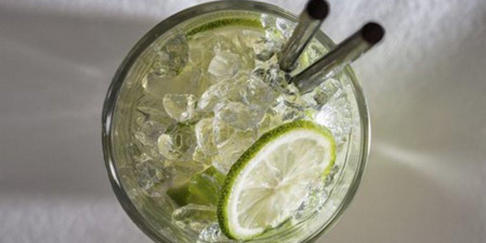 alkoholfreier Caipirinha