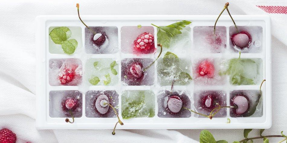 Beauty-Eiswürfel