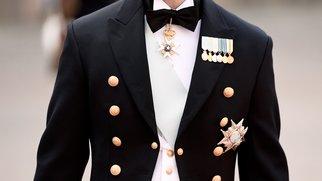 Carl Philip von Schweden ist zurück aus den Flitterwochen