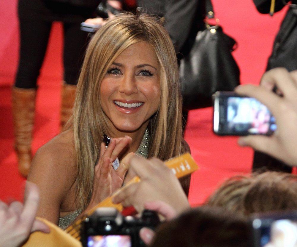 Jennifer Aniston ist die heißeste Frau aller Zeiten
