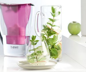 Apfel-Fenchel-Wasser