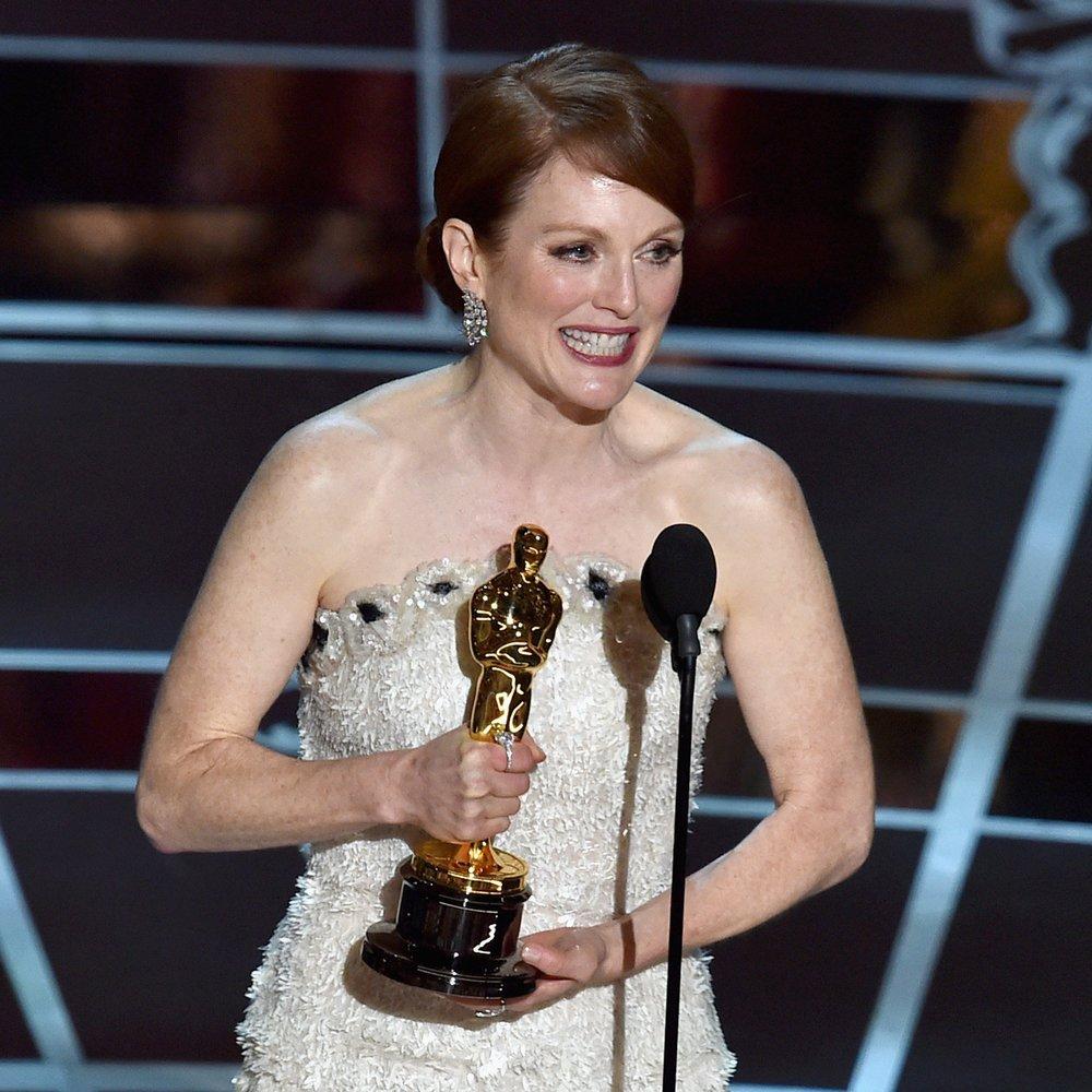 Julianne Moore: Längeres Leben dank Oscar?