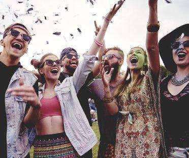 Festival-Hacks Geldbörse