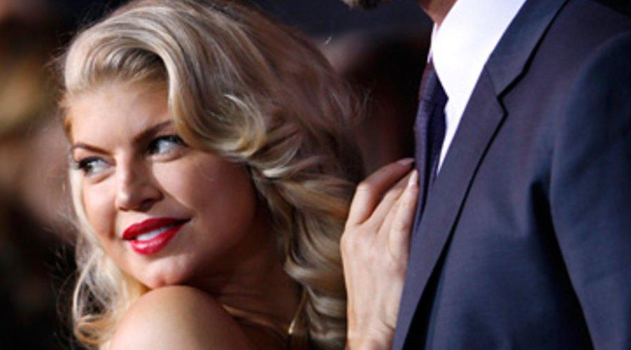 Black-Eyed-Peas-Sängerin Fergie und ihr Gatte Josh Duhamel werden Eltern.