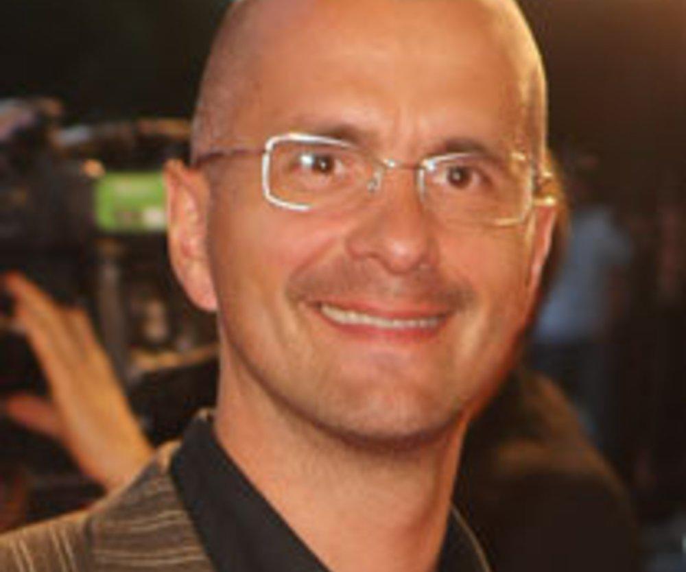 Christoph Maria Herbst als Kommissar
