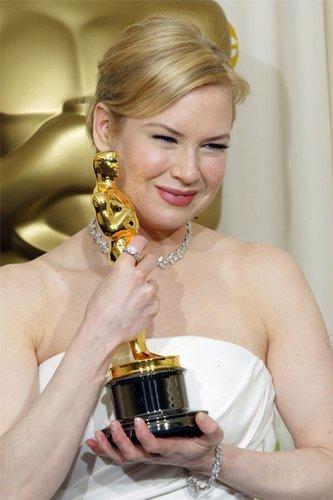 Renee Zellweger: Die Oscar-Preisträgerin