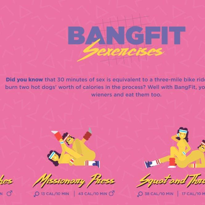 Introducing BangFit by Pornhub