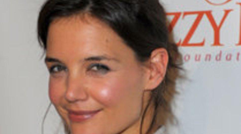 Katie Holmes schämt sich für Bodyguard