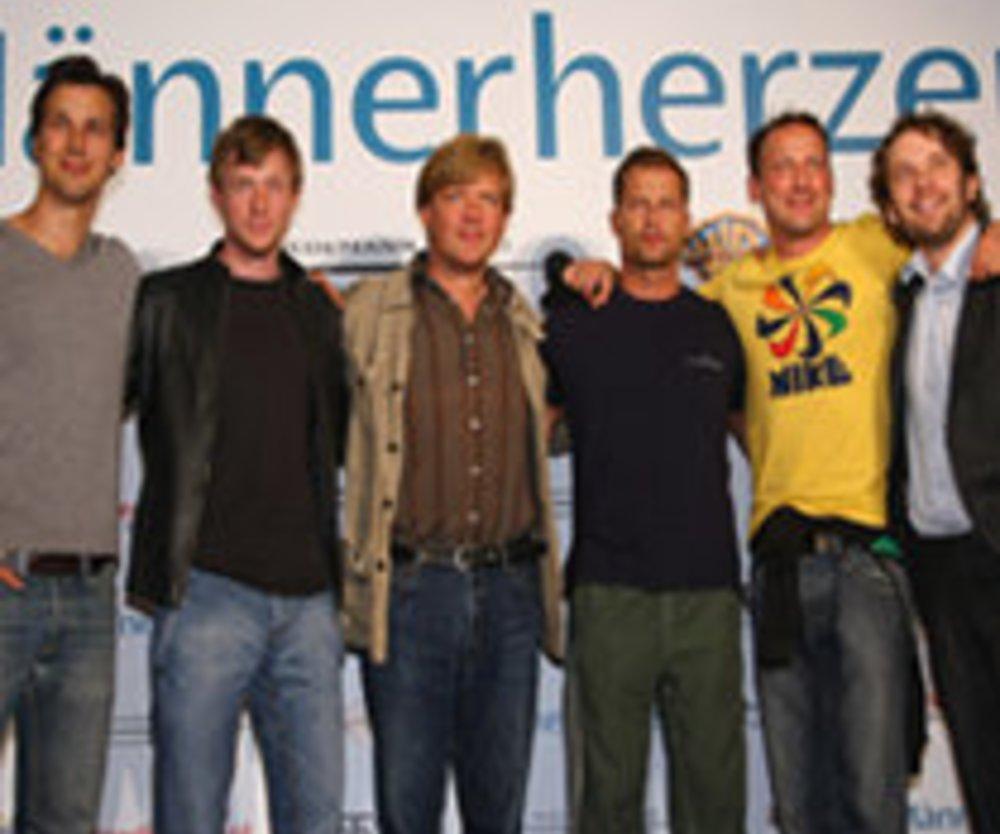 Männerherzen: Filmpremiere in Berlin