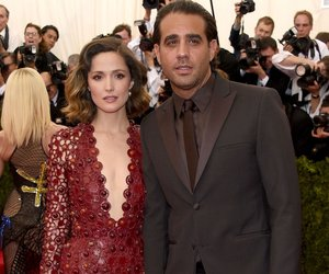 """NEW YORK, NY - MAY 04: Rose Byrne (L) and Bobby Cannavale attend the """"China: Through The Looking Glass"""" Costume Institute Benefit Gala at the Metropolitan Museum of Art on May 4, 2015 in New York City. (Photo by Larry Busacca/Getty Images) *** Local Caption *** Rose Byrne; Bobby Cannavale"""