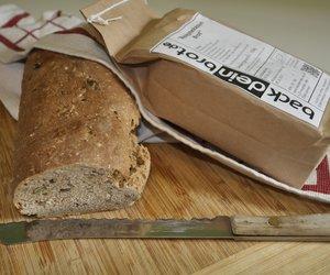 Ab zum Bäcker? Ab in die Küche mit backdeinbrot.de