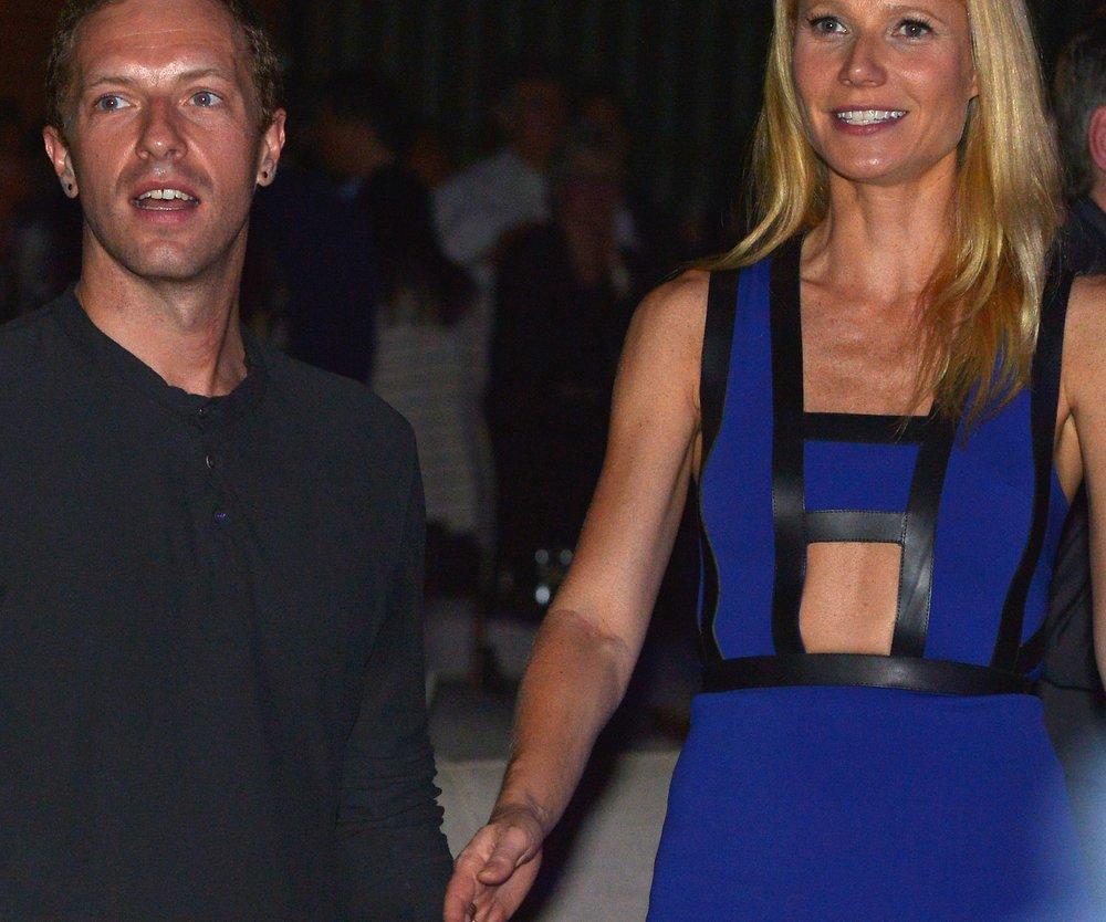 Gwyneth Paltrow und Chris Martin feiern zusammen