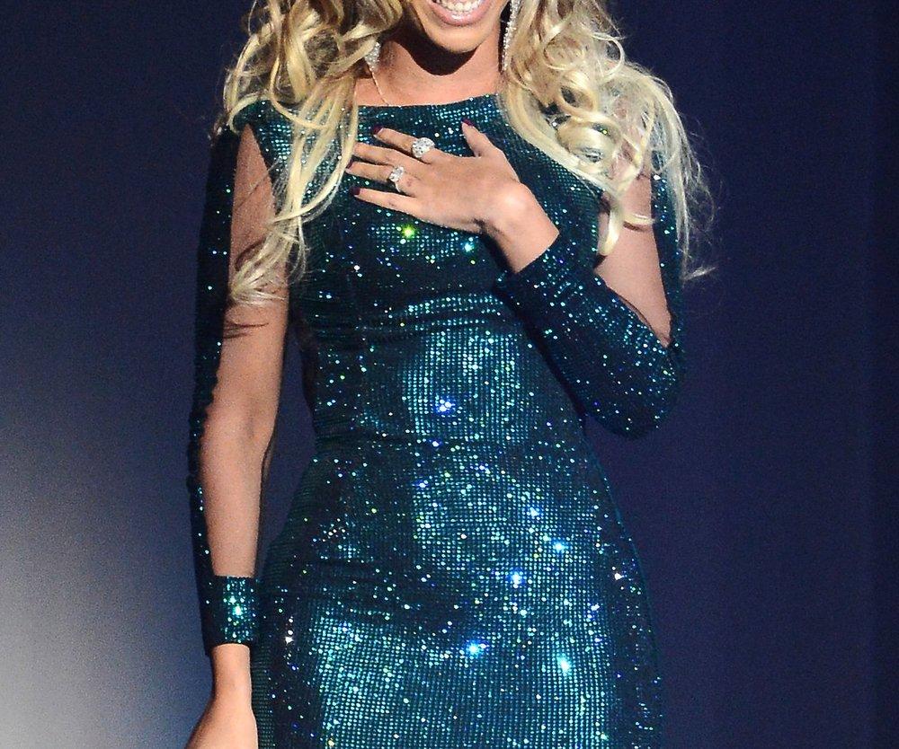 Beyonce hat keine Lust auf Kameras bei Kimyes Hochzeit