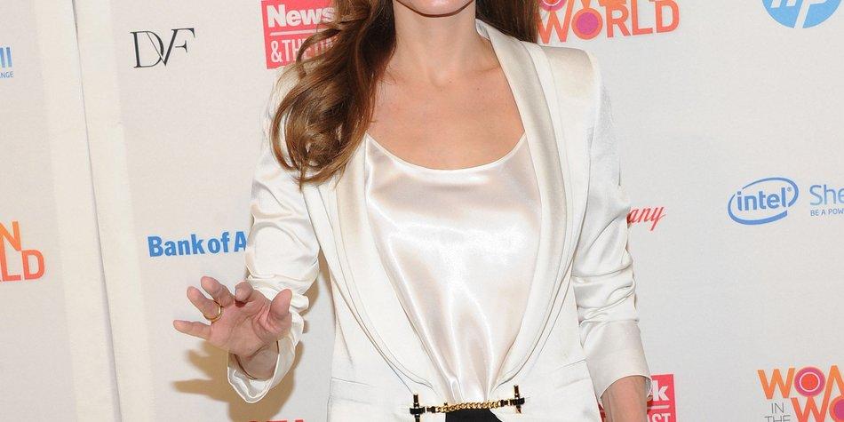 Angelina Jolie: Ex-Männer als Hochzeitsgäste
