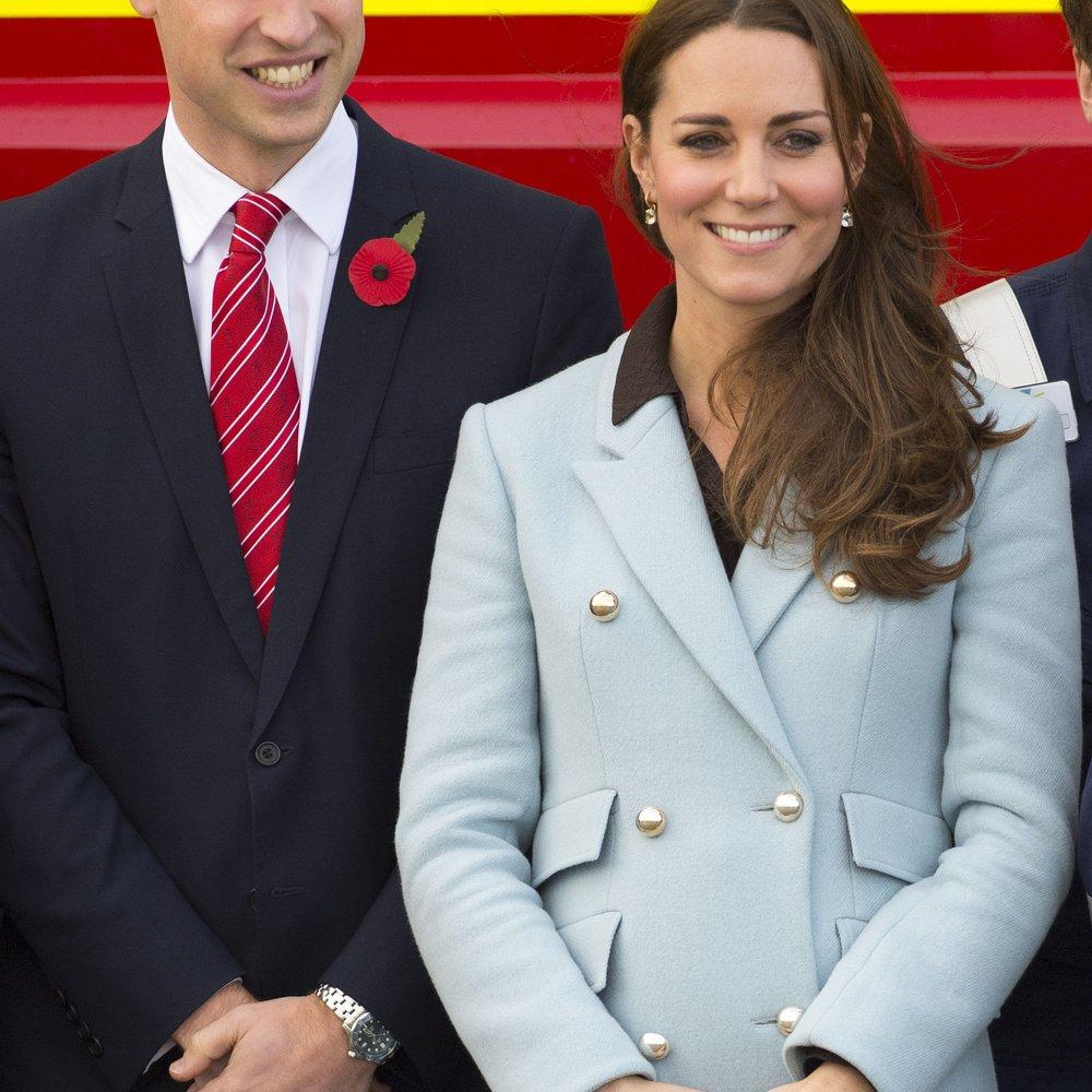 """Kate Middleton und Prinz William sind """"Homeland""""-Fans"""