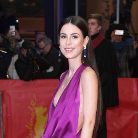 BERLIN, GERMANY - FEBRUARY 19: Lena Meyer-Landrut attends the '3 Days in Quiberon' (3 Tage in Quiberon) premiere during the 68th Berlinale International Film Festival Berlin at Berlinale Palast on February 19, 2018 in Berlin, Germany. (Photo by Pascal Le Segretain/Getty Images)