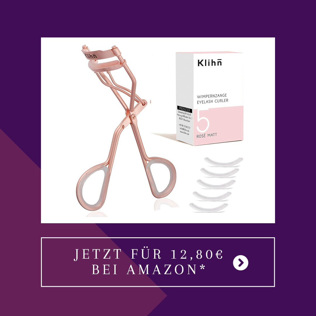 Wimpernzange Amazon