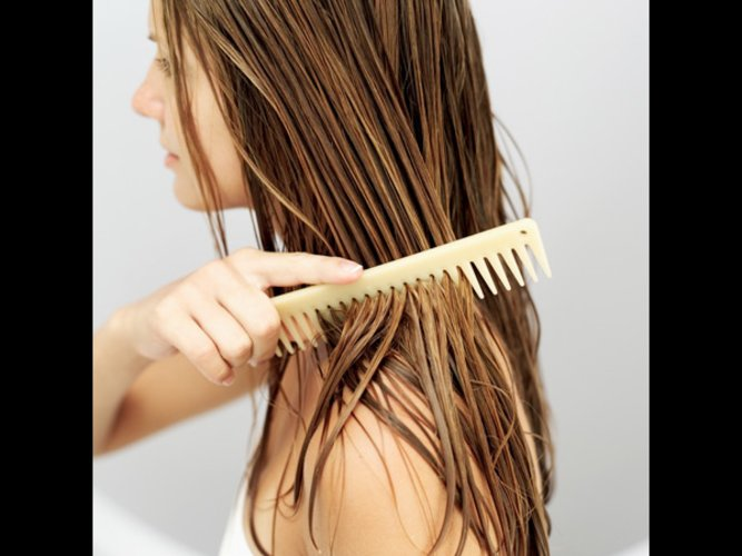 Haare verlieren beim kammen