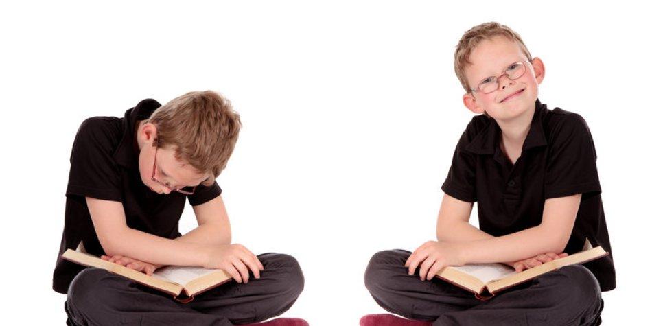 Jungs lesen
