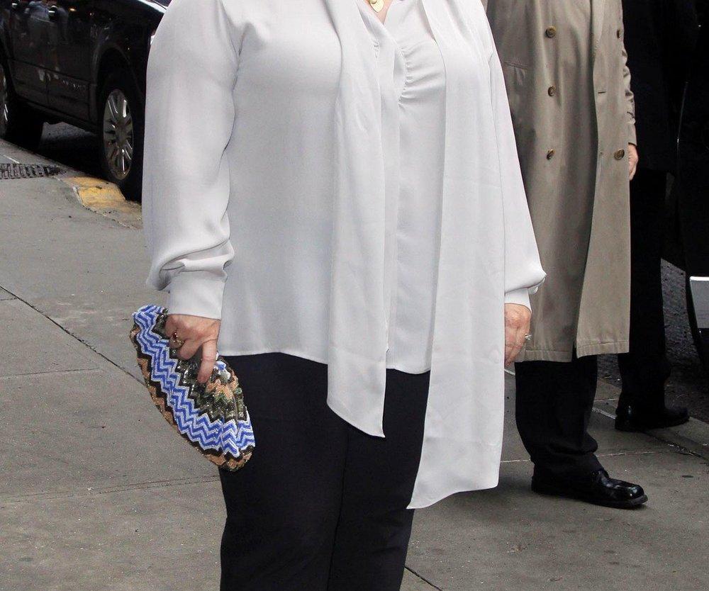 Melissa McCarthy muss dick bleiben!