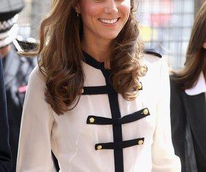 Kate Middleton zeigt viel Herz