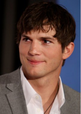 Ashton Kutcher: Bald Kinder mit Demi?