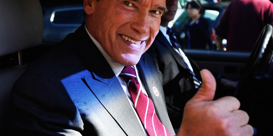 Arnold Schwarzenegger: Geliebte nach Sex in Klinik?