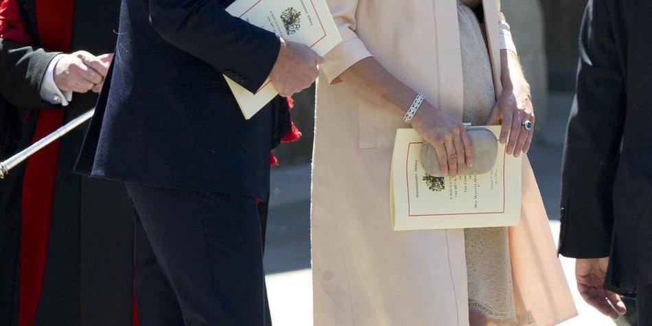 Kate Middleton: Darf ihr Baby nicht auf den Thron?