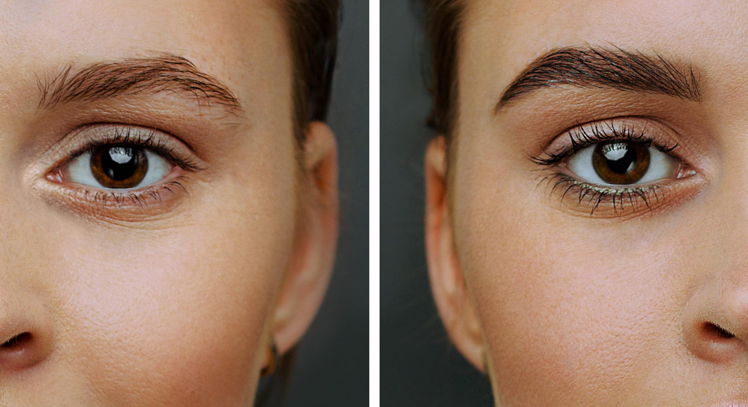 Powder-Brows: Das ist der neue Augenbrauen-Trend | desired.de