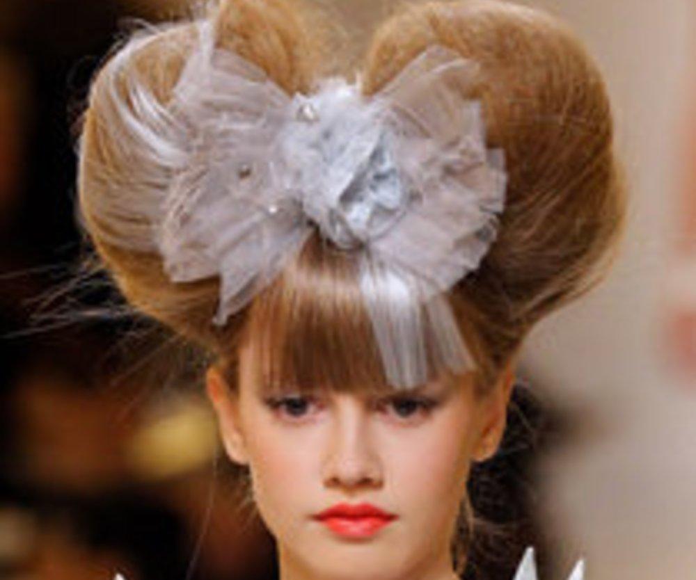 Chanel verzaubert mit Haute Couture im neo-barocken Stil