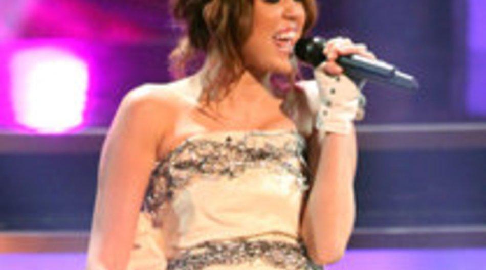 Miley Cyrus singt einen Song mit Timbaland