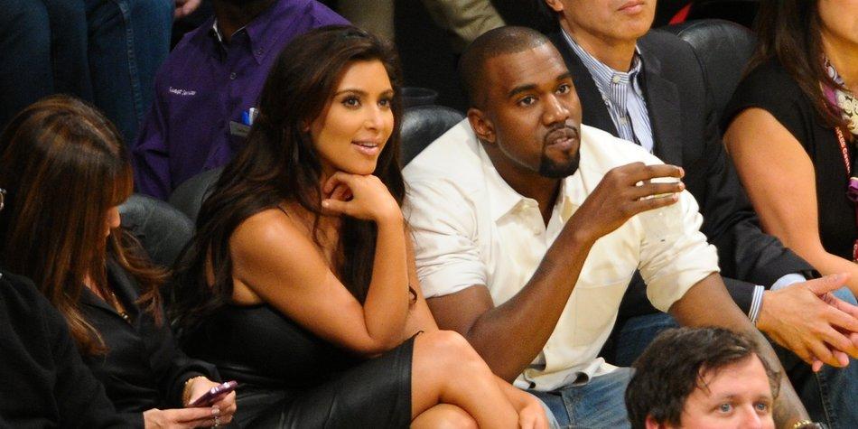 Kim Kardashian und Kanye West: Sind sie nun verheiratet?