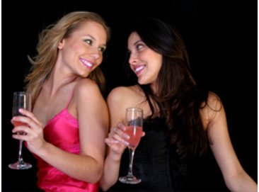 Freunschaft ist uns Frauen besonders wichtig.