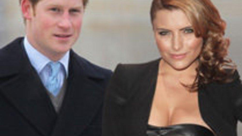 Prinz Harry: Verzaubert von Sophia Thomalla?