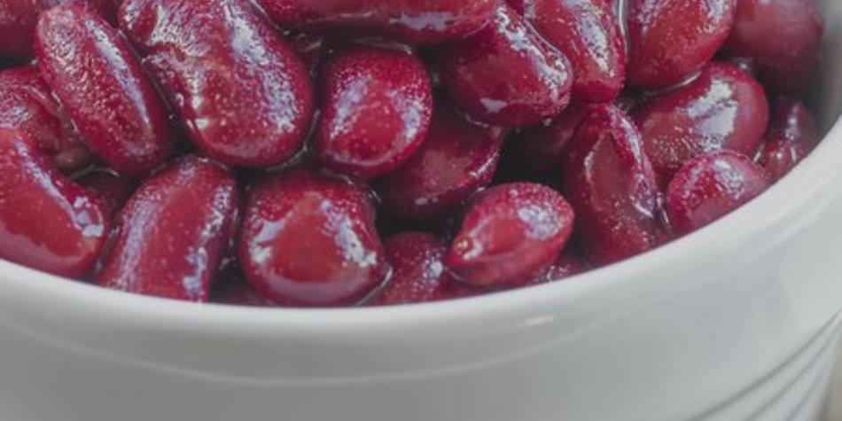 Kidneybohnen kochen