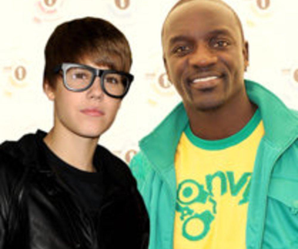 Akon: Justin Bieber ist sein kleiner Kumpel