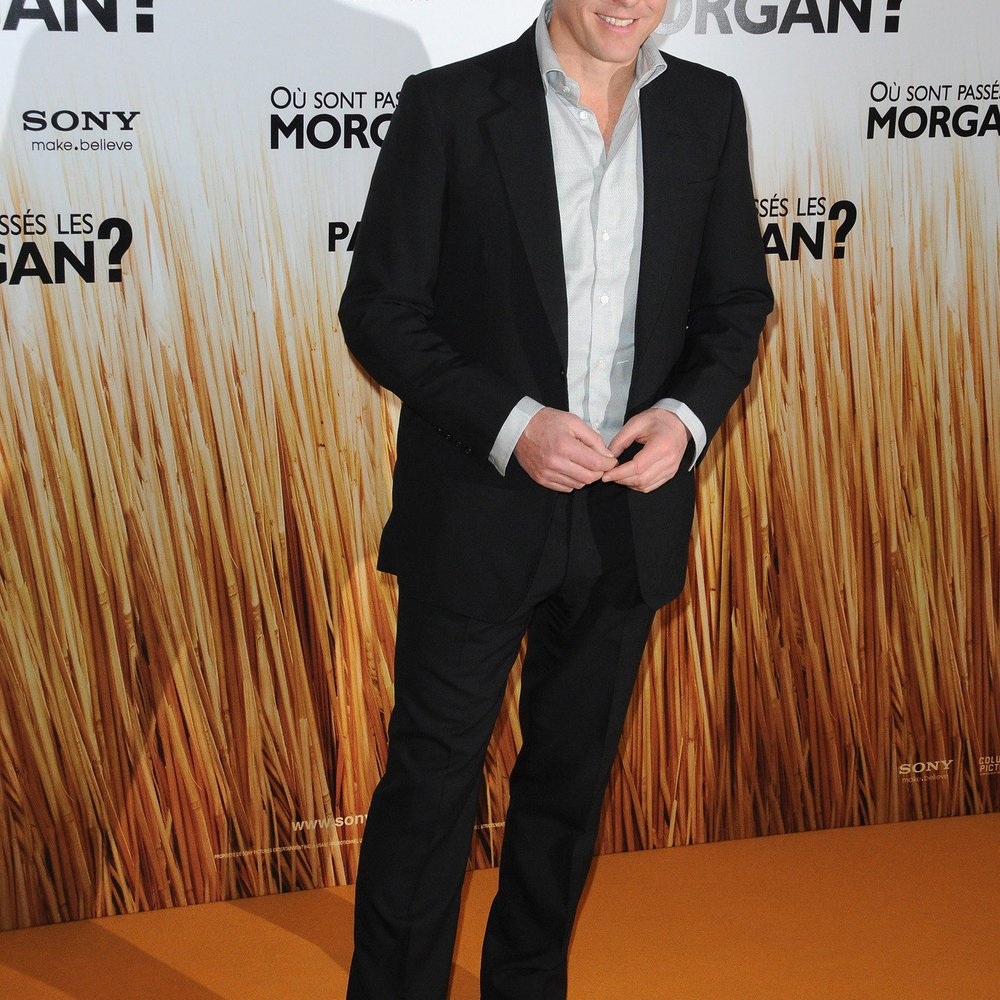 Hugh Grant möchte seine Kinder aus den Medien heraushalten