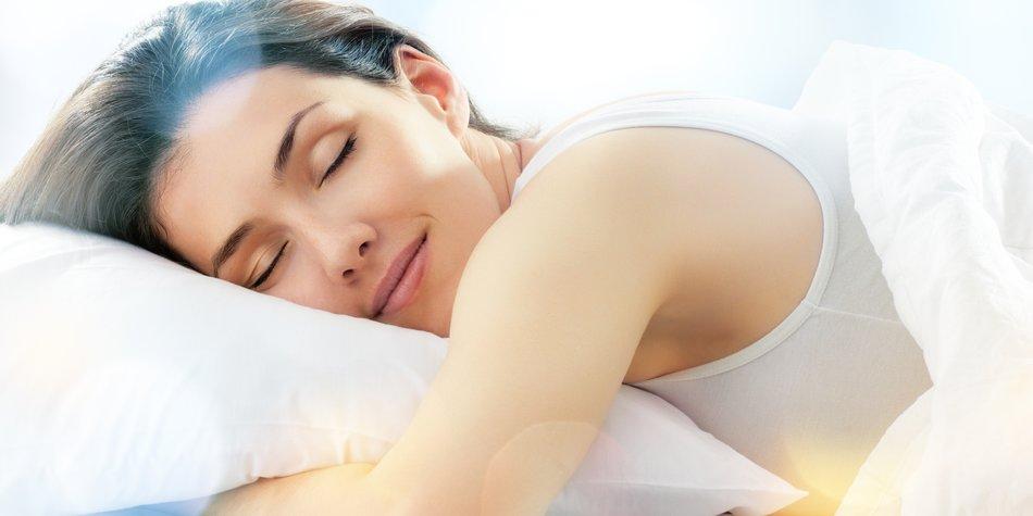 Besser schlafen mit einer Aufgabe
