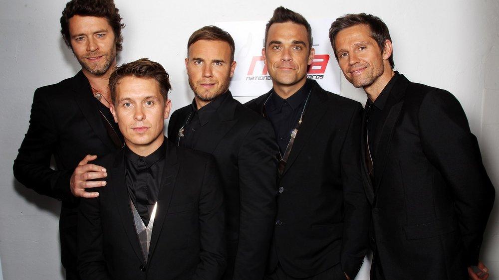 Robbie Williams verlässt Take That