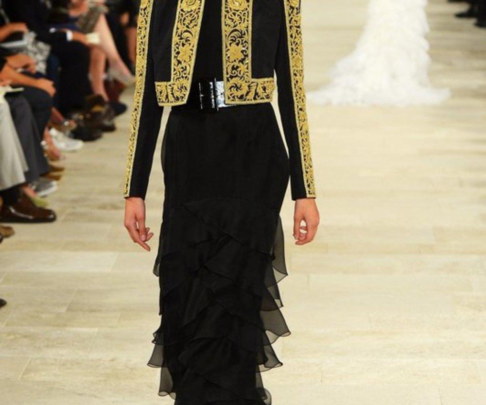 Ralph Lauren: New York Fashion Week 2013
